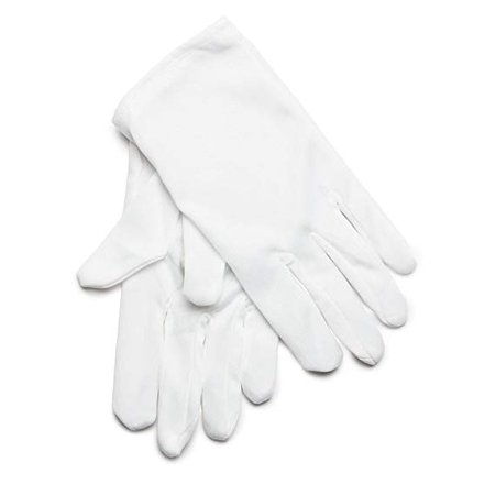 Buy Rubie's Costume Co Child Cotton Gloves-White Costume Online at Low Prices in India - Amazon.in