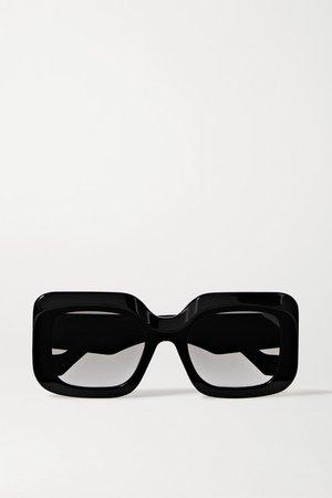 Loewe | Oversized square-frame acetate sunglasses | NET-A-PORTER.COM