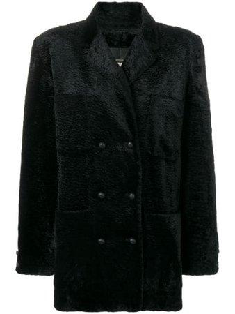 Fendi Pre-Owned Teddy Coat - Farfetch