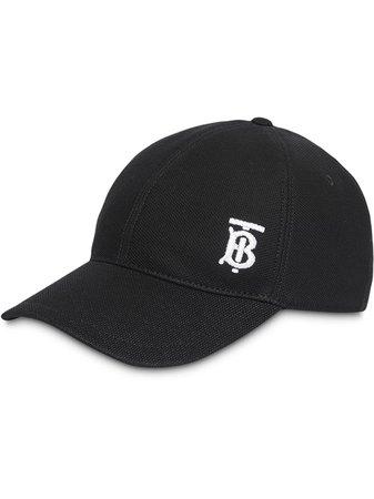 Burberry Monogram Motif Baseball Cap Ss20   Farfetch.com