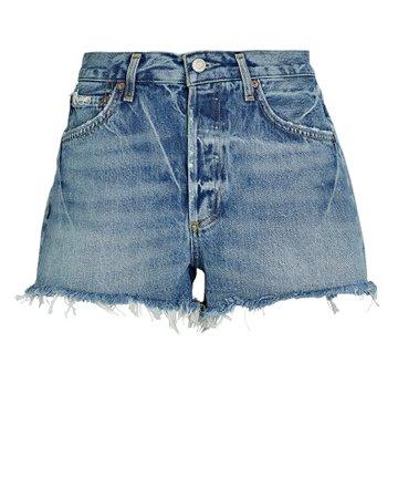 AGOLDE Parker Cut-Off Denim Shorts | INTERMIX®