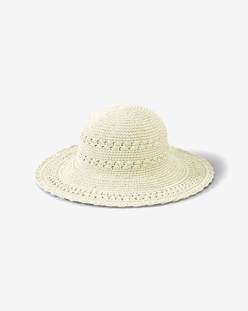 San Diego Hat Company Cotton Crochet Sun Hat