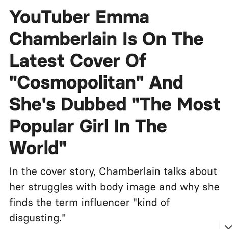 text - Emma C - cosmo