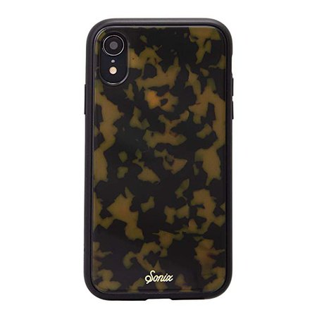 Amazon.com: Sonix Brown Tort (Tortoiseshell) Cell Phone Case [Military Drop Test Certified] Tortoise Shell Series for Apple iPhone XR: Cell Phones & Accessories