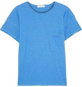 Slub Pima Cotton-jersey T-shirt