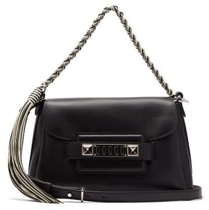 Ps11 Leather Shoulder Bag - Womens - Black