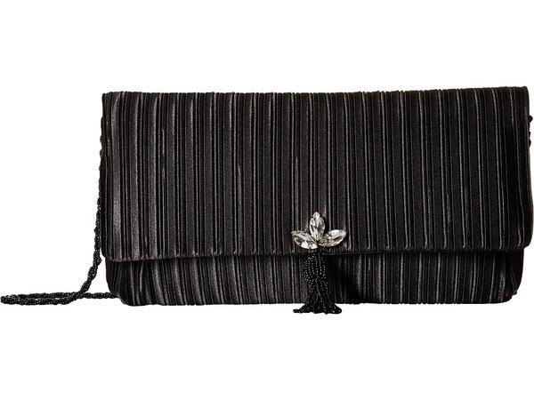 Nina - Celyn (Black) Clutch Handbags