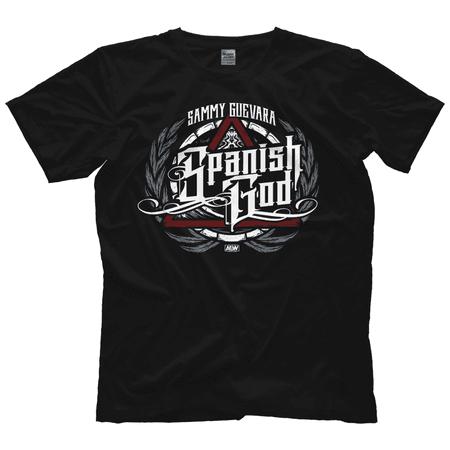 Sammy Guevara - Spanish God T-Shirt AEW