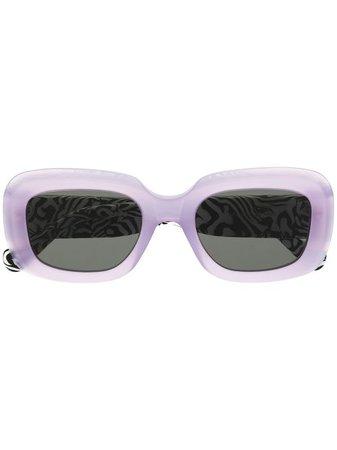 Retrosuperfuture Zebra Print Virgo Sunglasses - Farfetch
