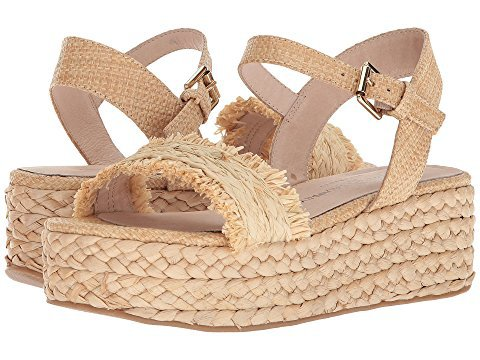 Chinese Laundry Ziba Sandal Natural Straw Sandals