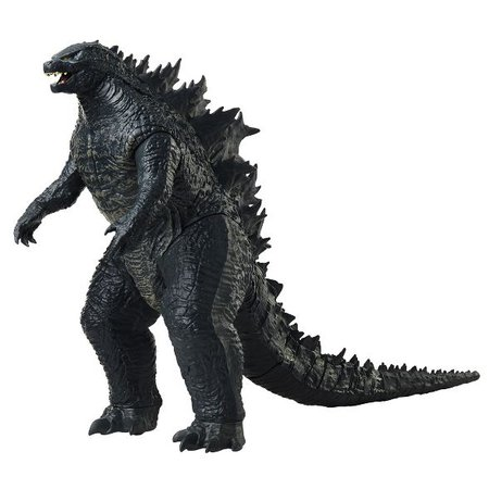 Godzilla: King Of The Monsters Godzilla Deluxe Action Figure : Target