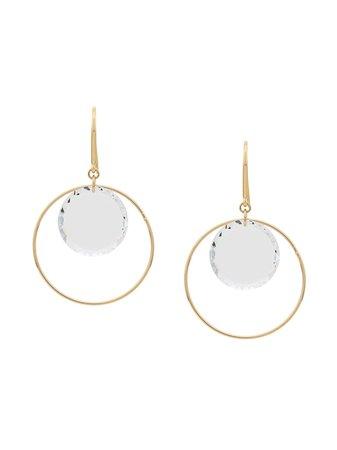 Isabel Marant Limpid Drop Earrings   Farfetch.com