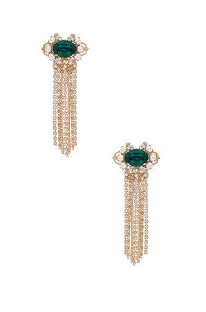 Cascade Cluster Earrings