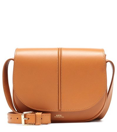 Betty leather crossbody bag