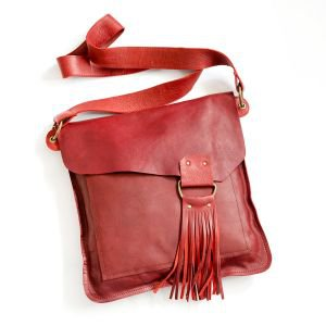your heart in mine boho bag {night sky} by Lisa Leonard Designs