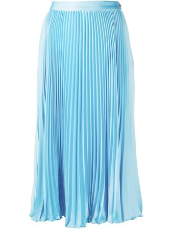 Versace Pleated mid-length Skirt - Farfetch