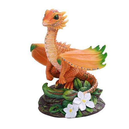 Fruit & Veg Dragon: Orange
