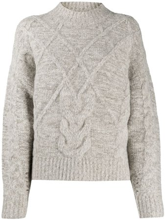 IRO cable-knit jumper - FARFETCH