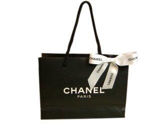 CUORE: CHANEL Chanel paper sack shopper shop bag lapping S/M gift   Rakuten Global Market