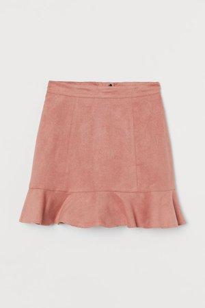 Pink Skirt | H&M.com