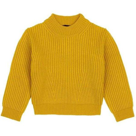 Comme Moi Wool Blend Sweater