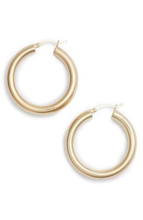 Argento Vivo Small Hoop Earrings | Nordstrom