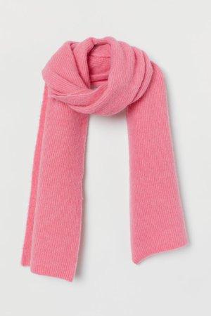 Grande écharpe - Rose - FEMME | H&M CA