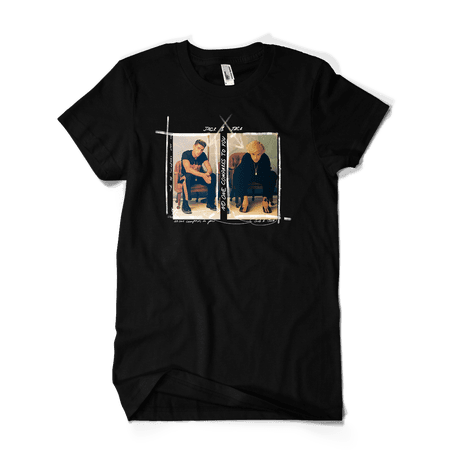 Black No One Compares To You Cover Tee + Digital – JACK & JACK | OFFICIAL STORE