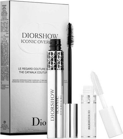 Iconic Overcurl Mascara Set