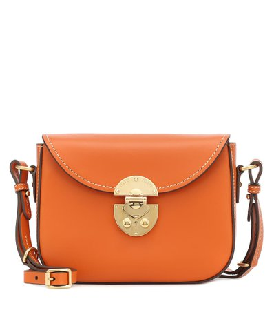 Small Leather Satchel bag