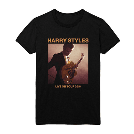 Harry Styles - Guitar Tour Tee | Harry Styles US