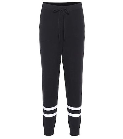 Miriam knitted trackpants