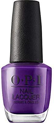 Amazon.com: OPI Brights Nail Lacquer, Purple with a Purpose: Premium Beauty
