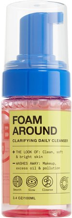 Foam Around Daily Clarifying Cleanser