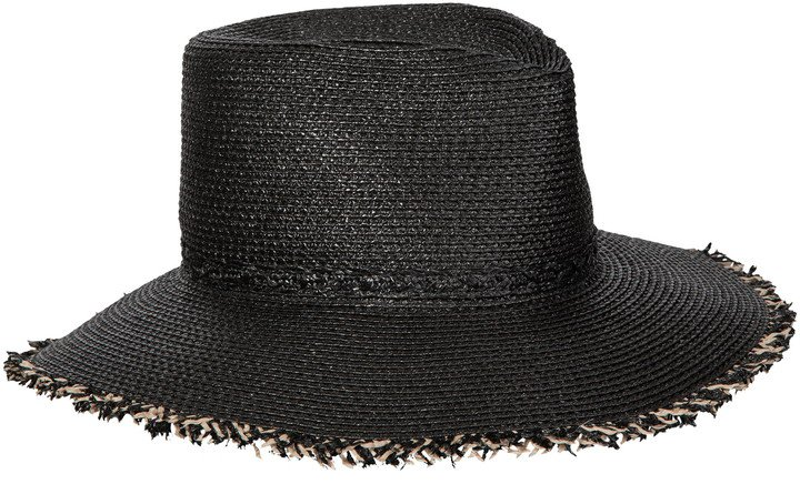 Mykonos Squishee(R) Packable Fedora Sun Hat