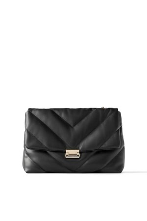QUILTED MAXI CROSSBODY BAG   ZARA United States