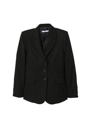 MANGO Structured design blazer