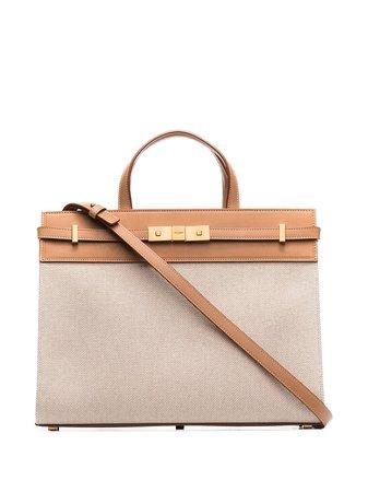 Saint Laurent, Manhattan Small Tote Bag
