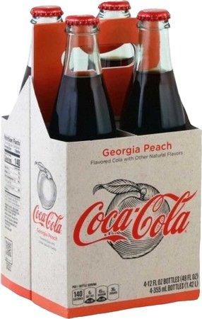peach coke