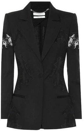 Altuzarra Anniversary collection Acacia stretch-wool blazer