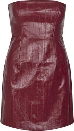 ROTATE Herla Corsage Mini Dress