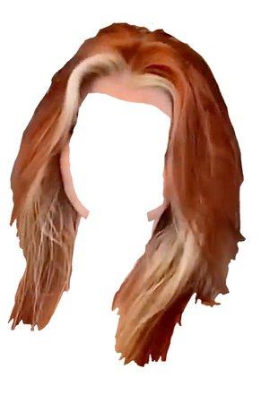 ginger spice hair