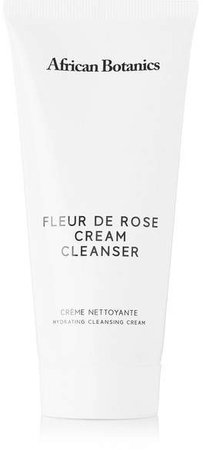 Fleur De Rose Cream Cleanser, 100ml - Colorless