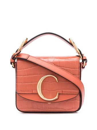 Chloé Mini Chloé C Bag - Farfetch
