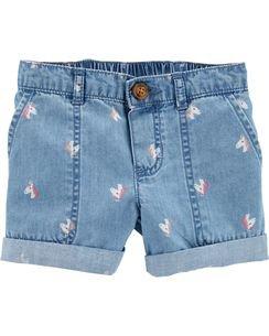 Toddler Girl Shorts & Skirts| Carter's | Free Shipping