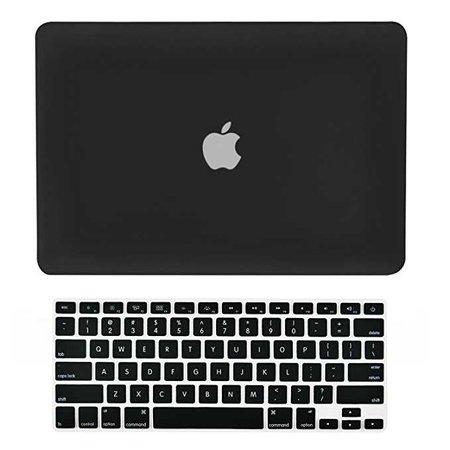 Black Macbook Pro Case
