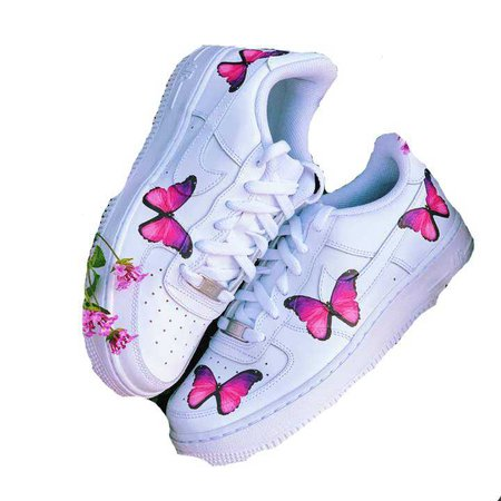 AFI pink butterfly
