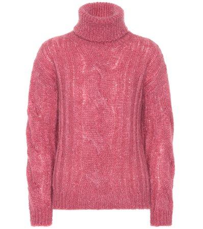Melk Mohair-Blend Sweater - Max Mara | mytheresa