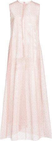 Huishan Zhang Lavinia Lace Dress