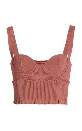 Turley Ribbed-Knit Midi Skirt By Altuzarra   Moda Operandi